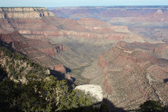 Grand Canyon National Park Vista Stock Photo