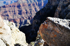 Grand Canyon nationalpark Arkivbild