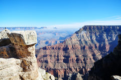 Grand Canyon nationalpark Royaltyfri Foto