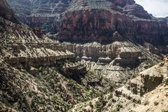 Grand Canyon nationalpark USA 11 Royaltyfria Bilder