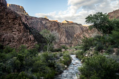 Grand Canyon nationalpark USA 17 Royaltyfri Foto