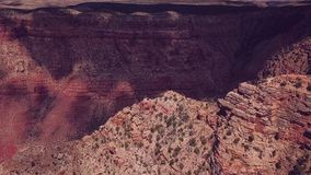 Grand Canyon nature footage in Arizona USA stock video footage