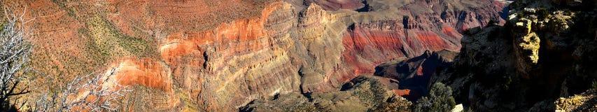 Grand Canyon -Netzfahne stockfotos