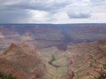 Grand canyon nice Stock Photography