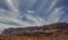 Grand Canyon norr 4 Arkivbilder