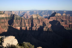 Grand Canyon North Rim Royalty Free Stock Photos