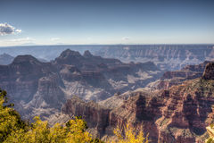 Grand Canyon, North Rim Royalty Free Stock Images