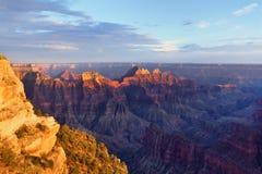 Grand Canyon North Rim Stock Photos