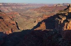 Grand Canyon North Rim Landscape Stock Image
