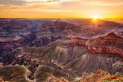 Grand Canyon nos EUA Imagem de Stock