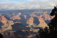 Grand Canyon in November Stock Fotografie