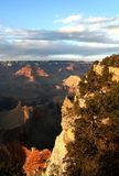Grand Canyon NP, Arizona, USA. Sunset at the Grand Canyon Royalty Free Stock Photo