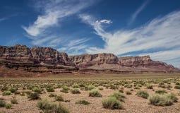 Grand Canyon område 2 Royaltyfria Bilder