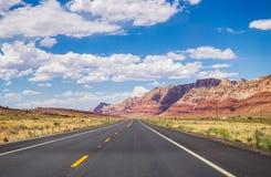 Grand Canyon Grand Canyon på den Colorado platån Resan till och med naturligt USA parkerar fotografering för bildbyråer