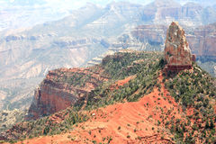 grand canyon północny hoop Fotografia Stock