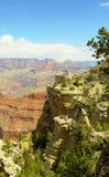 grand canyon północny hoop Obrazy Royalty Free