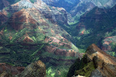 Grand canyon of the pacific Royalty Free Stock Image