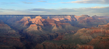 Grand Canyon panorama Royalty Free Stock Photography