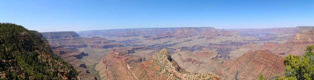 Grand Canyon Panorama Stock Photos