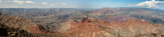 Grand Canyon panorama Stock Photo