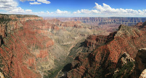 Grand Canyon panorama Royalty Free Stock Photo
