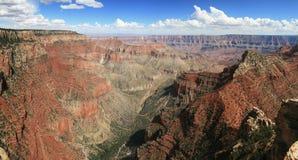 Grand Canyon panorama Royalty Free Stock Photo