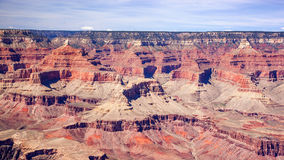 Grand Canyon panorama Royalty Free Stock Images