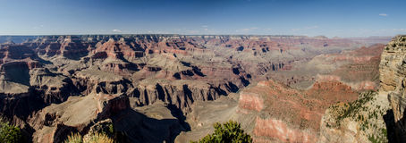 Grand Canyon Panorama from Powell Point Royalty Free Stock Images