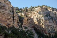 Grand Canyon park narodowy, South Kaibab ślad zdjęcie royalty free
