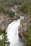 Grand Canyon parque nacional do Yellowstone River, Yellowstone fotografia de stock