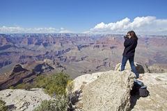 Grand Canyon Pictures Royalty Free Stock Photography