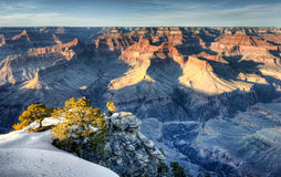 Grand Canyon (Pima Point) Royalty Free Stock Images