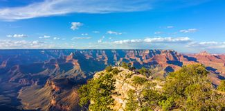 Grand Canyon, Południowy obręcz, Arizona, Stany Zjednoczone Ameryka fotografia stock