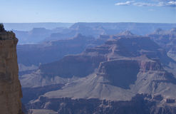 Grand Canyon, point de Maricopa, Arizona Image libre de droits