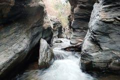Grand Canyon of Pua District Stock Photo