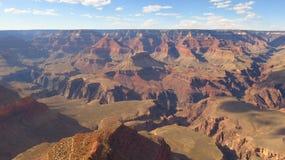Grand Canyon que sorprende Imágenes de archivo libres de regalías
