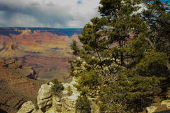 Grand Canyon -Reeks 6 Royalty-vrije Stock Afbeelding