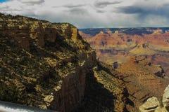 Grand Canyon -Reeks 6 Stock Afbeeldingen