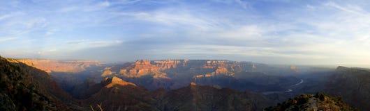 Grand Canyon Rim Sunrise del sud Immagine Stock