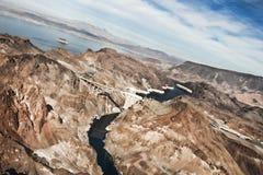 Grand Canyon River Royalty Free Stock Photo