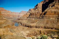 Grand Canyon Rocks Royalty Free Stock Image