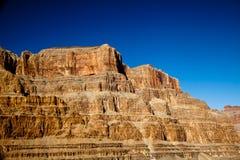 Grand Canyon Rocks. Landscape View Royalty Free Stock Photos
