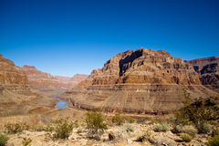 Grand Canyon Rocks Royalty Free Stock Images