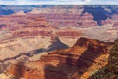 Grand Canyon -Südkante, Arizona Lizenzfreies Stockfoto