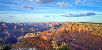 Grand Canyon, Südkante, Arizona, die Vereinigten Staaten von Amerika stockbilder