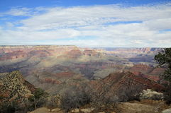 Grand Canyon's South Rim Royalty Free Stock Images