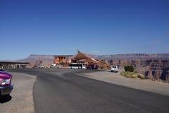 The Grand Canyon`s West Rim b71. The Grand Canyon Hopi: Ongtupqa; Yavapai: Wi:ka'i:la, Navajo: Tsékooh Hatsoh, Spanish: Gran Cañón is a steep-sided stock image