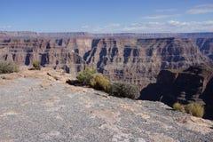 The Grand Canyon`s West Rim b55. The Grand Canyon Hopi: Ongtupqa; Yavapai: Wi:ka'i:la, Navajo: Tsékooh Hatsoh, Spanish: Gran Cañón is a steep-sided royalty free stock image