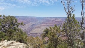 Grand Canyon scene Stock Images