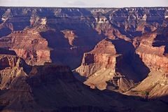 Grand Canyon Scenery Royalty Free Stock Photography